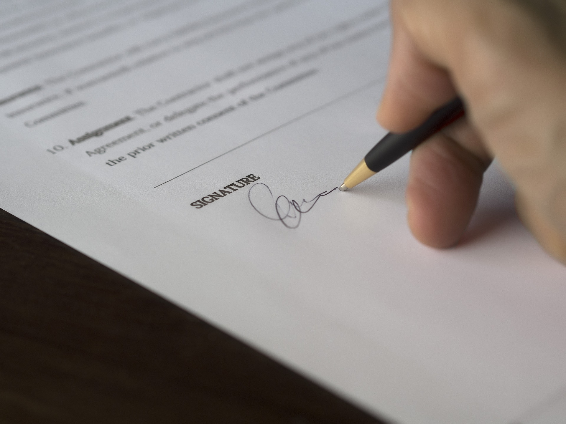 Employment Contract Policy