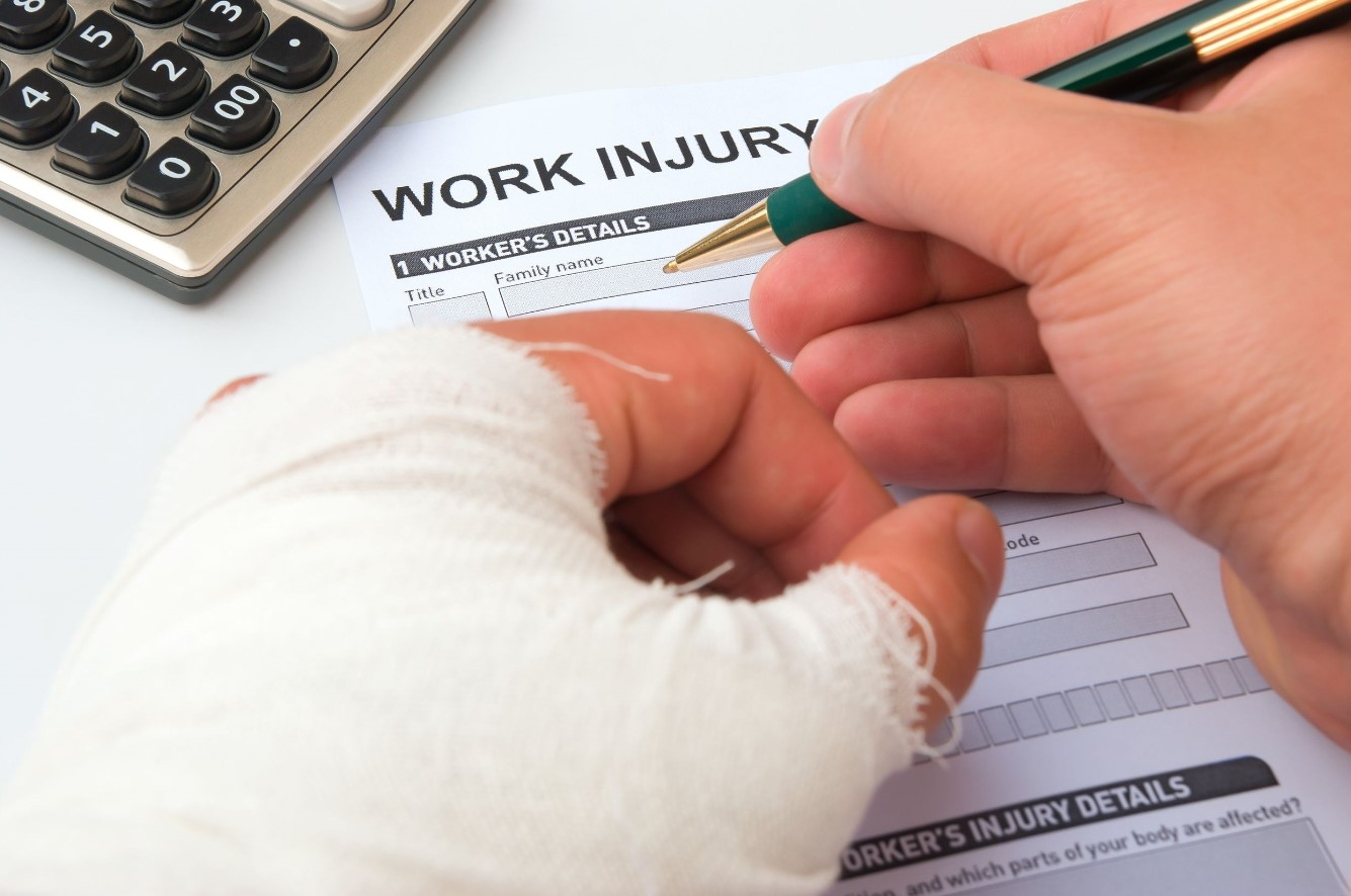 What Are the 3 Primary Workers' Compensation Claims?