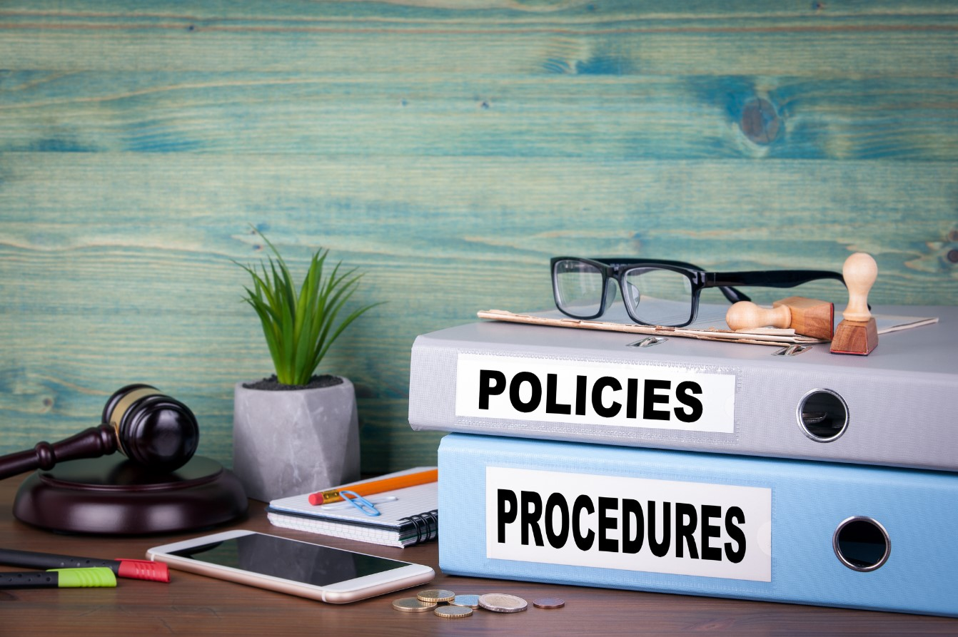 2021 HR Compliance Policy Manual