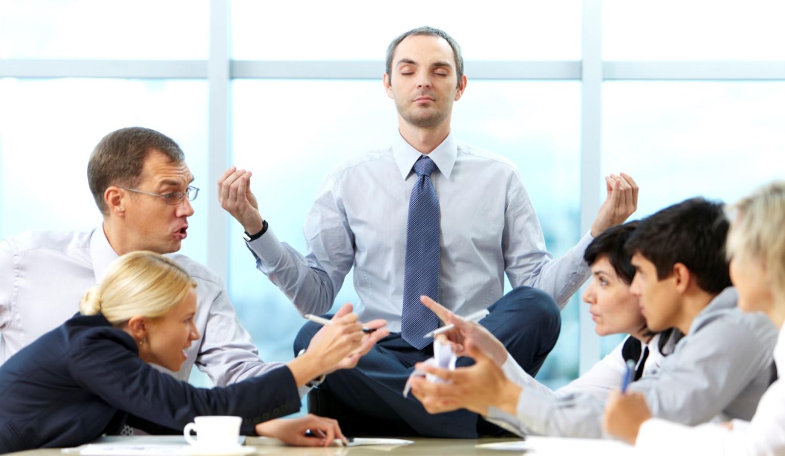 Facilitating a Stress Free Work Environment