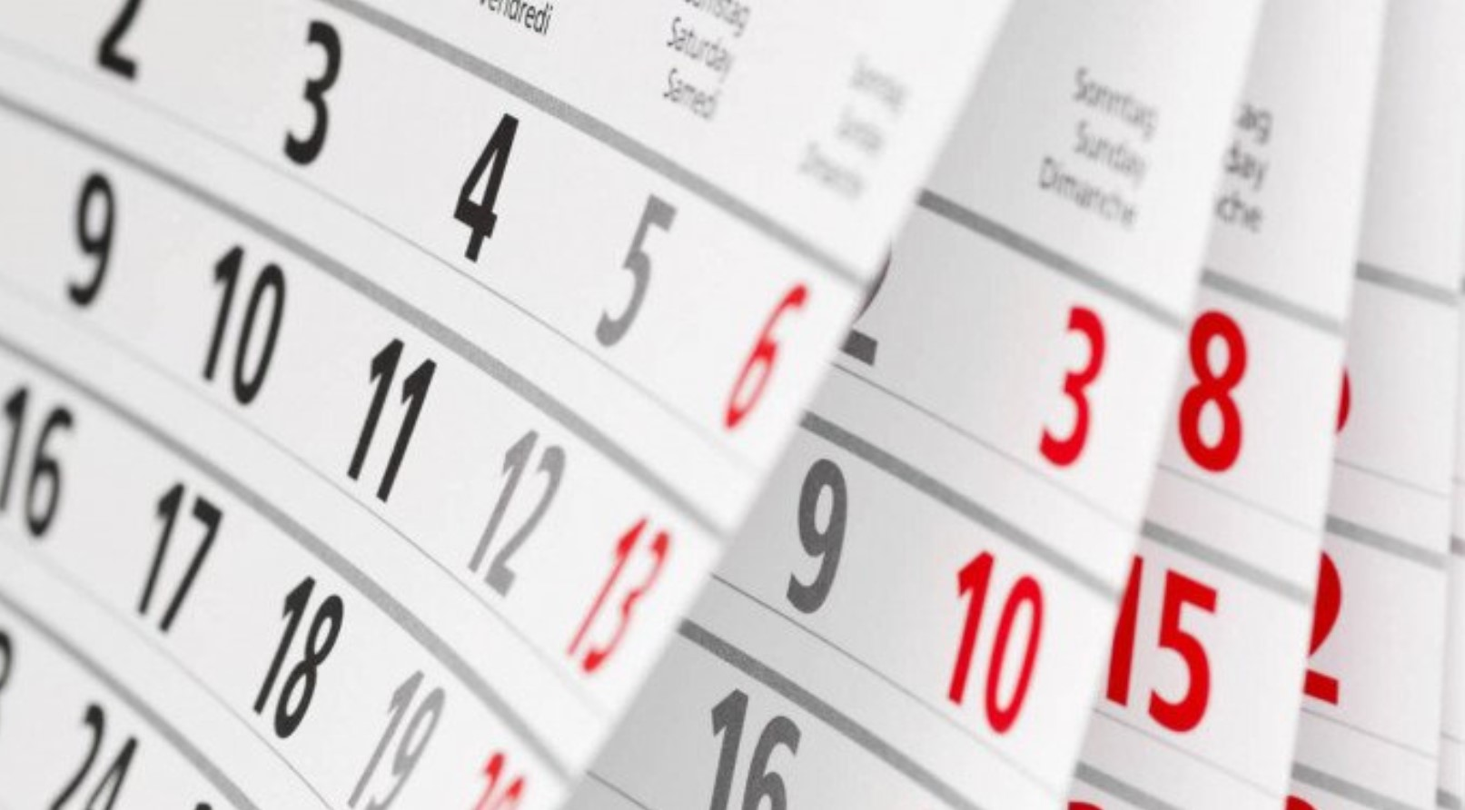 Statutory Holidays in Each Part of Canada in 2021