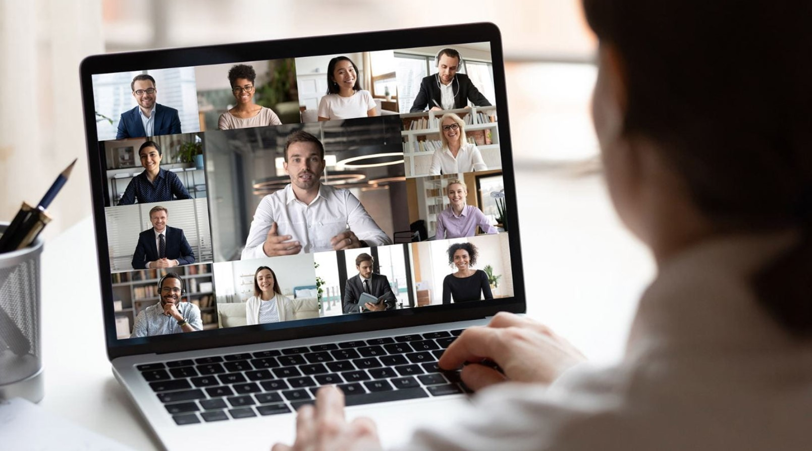 Code of Conduct for Virtual Meetings